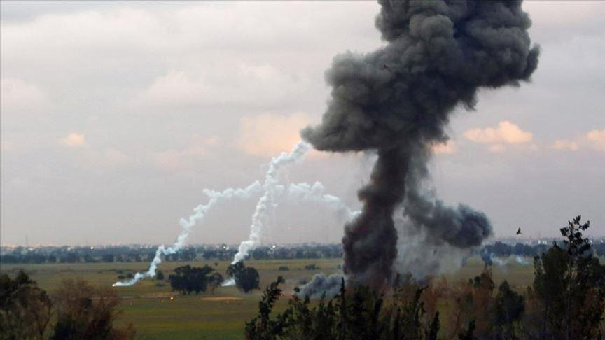 """الأردن ..سقوط قذيفة من """"خارج الحدود"""" يعتقد أنها من النظام السوري"""