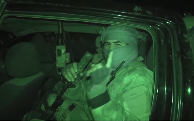"""""""تحرير الشام"""" توقع قتلى وجرحى من النظام خلال محاولة تسلل على محور كفرنبل"""