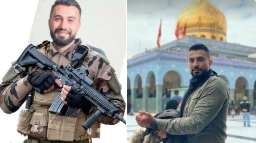 """ميليشيا """"حزب الله"""" تنعي عنصراً سقط في الغارات الإسرائيلية على دمشق"""