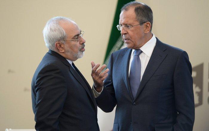 """لافروف مكذباً بولتون  : """"بوتين"""" لم يقل يوما إن روسيا لا تحتاج إلى إيران في سوريا"""