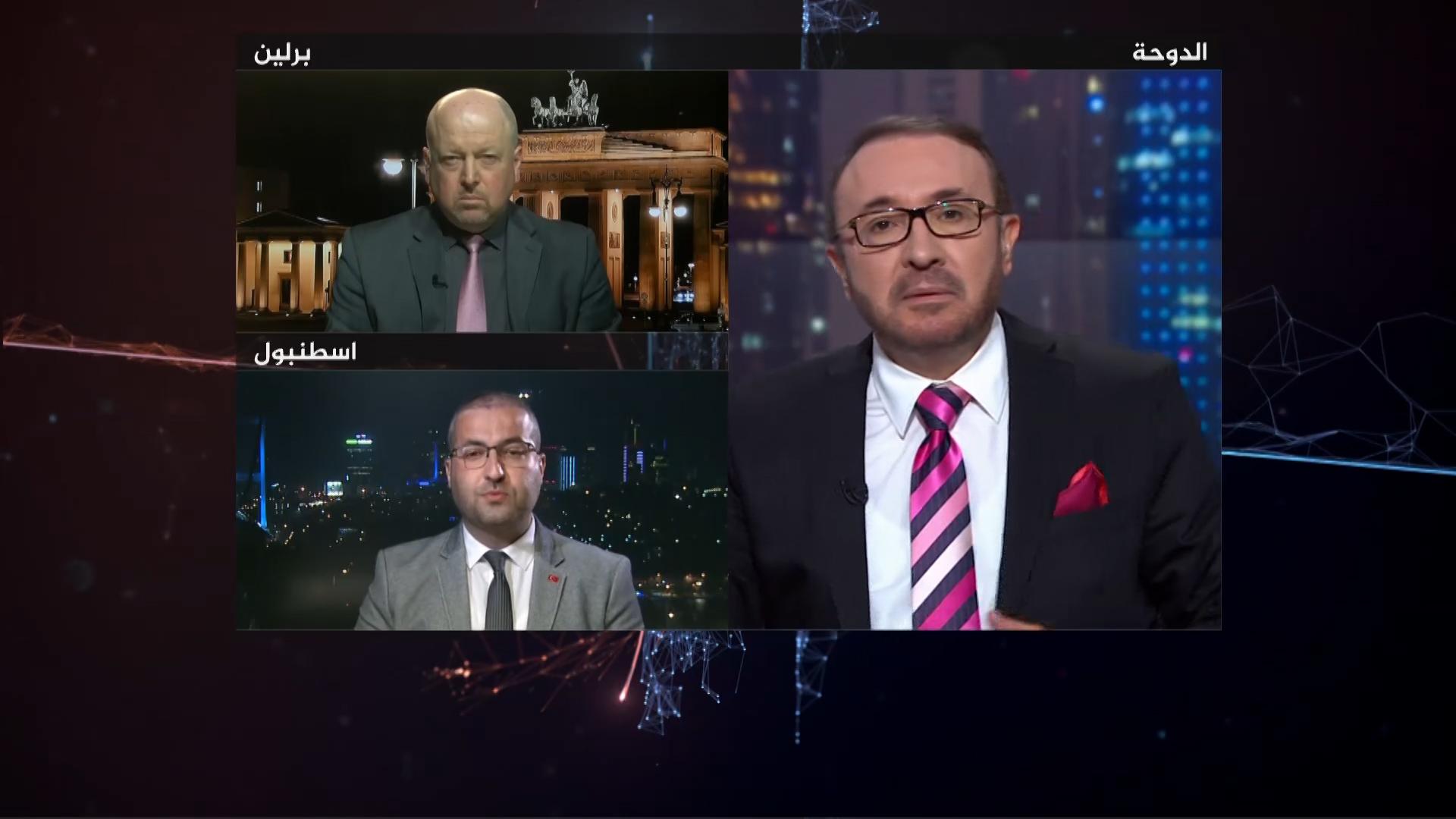 """شاهد: عبد المسيح الشامي ينسحب من برنامج """"الاتجاه المعاكس"""" بسبب الحديث عن """"آيا صوفيا"""""""