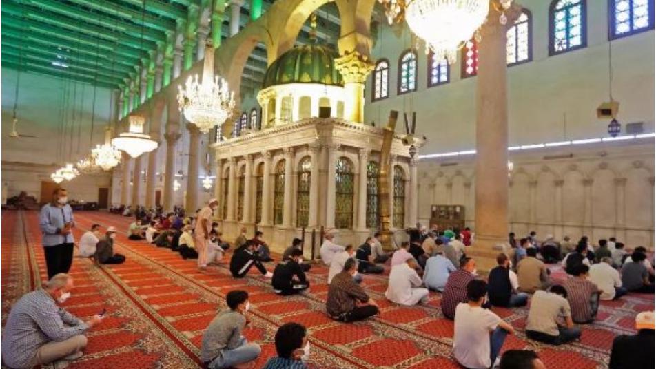 أوقاف النظام تلغي صلاة عيد الأضحى في دمشق وريفها