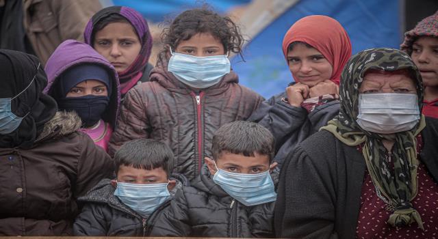 إصابات جديدة بفيروس كورونا في مناطق سيطرة قسد