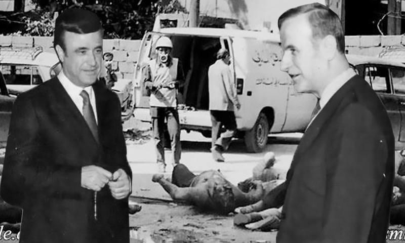ماذا كتب رفعت الأسد في عام 1982 بعد مجزرة حماة ..؟
