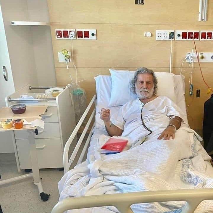 نقل مارسيل خليفة إلى المستشفى على وجه السرعة