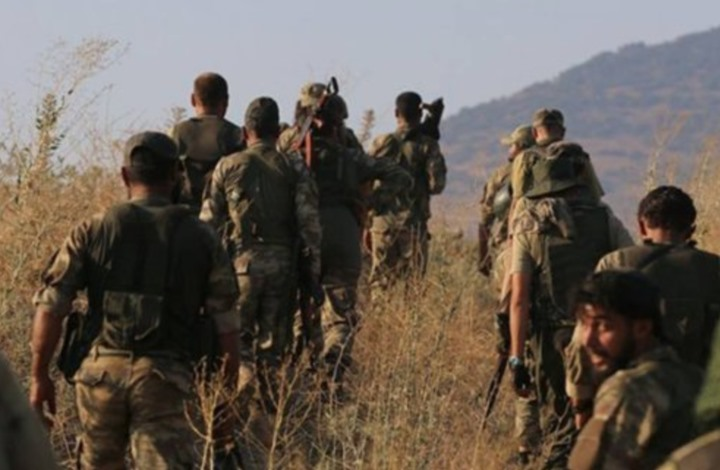 الفصائل المسلحة تقتل وتجرح عدد من عناصر النظام بينهم ضابط  في ريف ادلب