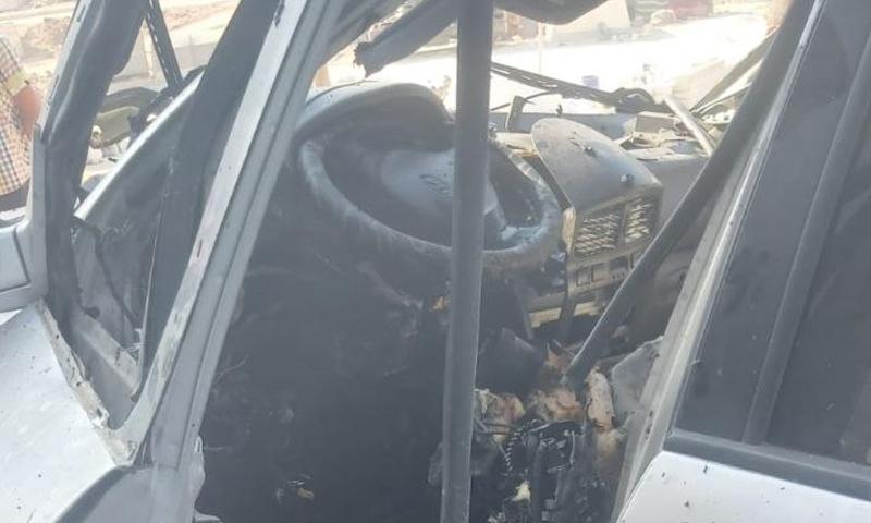 مقتل عنصرين من هيئة تحرير الشام ومحاولة اغيتال رئيس بلدية مدينة حارم