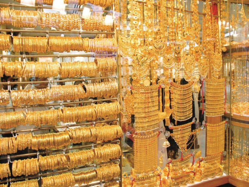 غرام الذهب يسجل انخفاضا بنحو  10 آلاف ليرة اليوم إثر تحسن الليرة السورية
