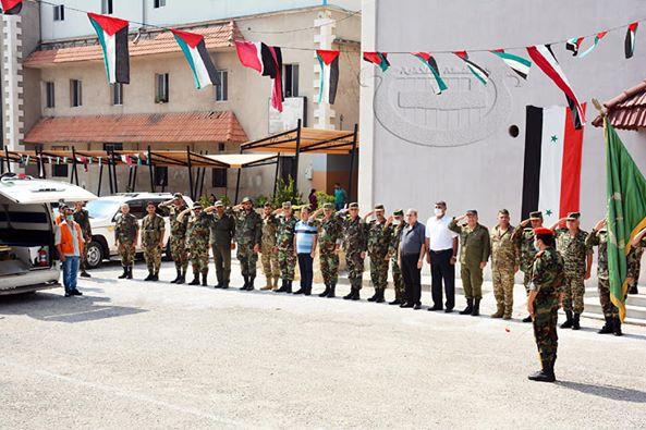 قوات النظام تعلن عن مقتل ضابط كبير في ادلب