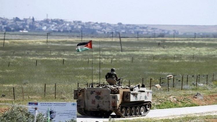 الجيش الأردني يحبط  عملية تسلل من سوريا  نحو أراضيه ويضبط كميات من الحشيش
