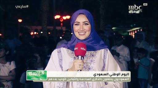 """""""جيب أختك عشان أخوي ما يمل"""" .. إعلامية سعودية تثير ضجة كبيرة"""