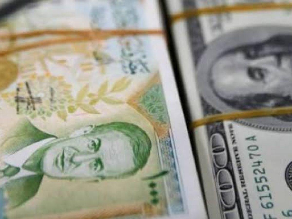 تحسن جديد لليرة وتراجع متواصل  لأسعار العملات والذهب  في الأسواق السورية الأحد