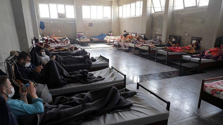 إصابات جديدة بفيروس كورونا في الشمال السوري