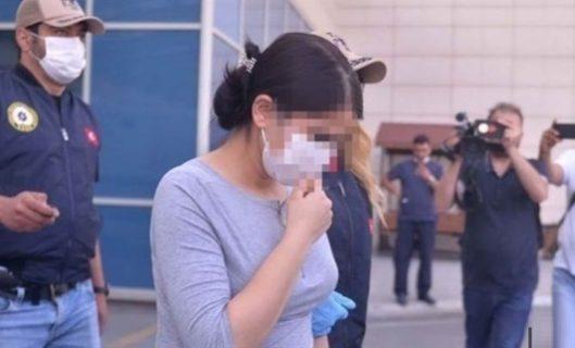 القضاء التركي يفرج عن داليا مسلم  ابنة شقيق صالح مسلم