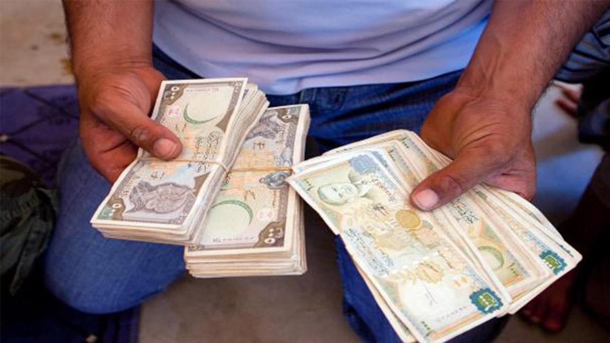 تحسن كبير لأسعار العملات والذهب في الأسواق السورية الثلاثاء