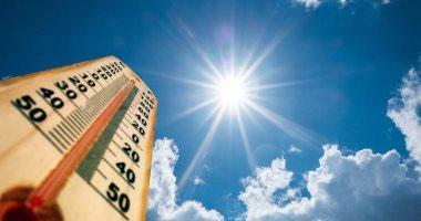الحرارة أعلى من معدلاتها في المناطق السورية