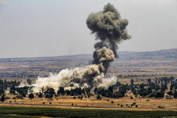 """أمريكا تعلق على التوتر بين """"حزب الله"""" وإسرائيل"""