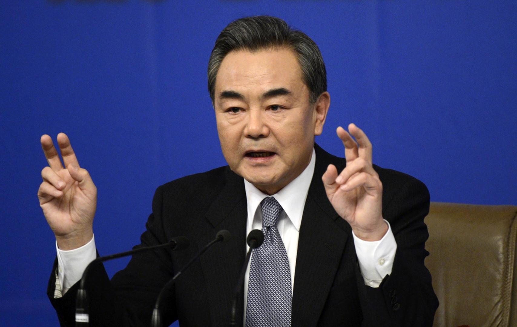 الصين تحذر أمريكا من استفزازها