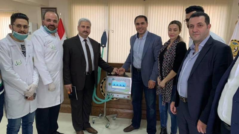 """فارس الشهابي يعبر عن أسفه لرفض النظام لمشروعه الصحي  """" أمل """""""