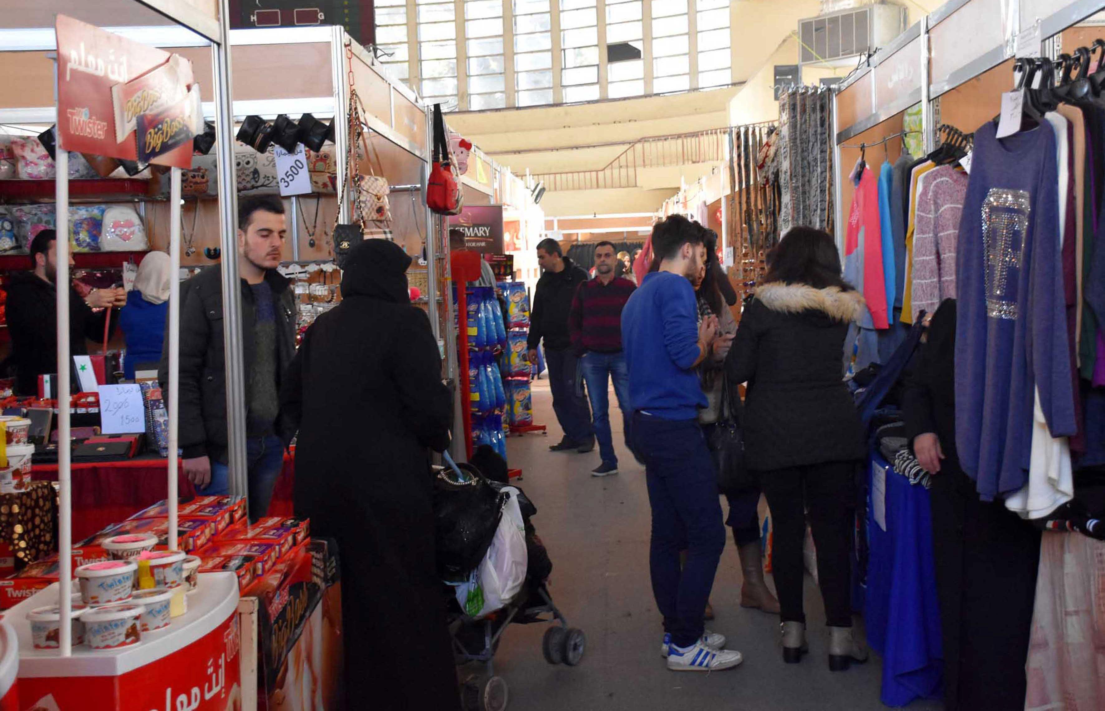 ارتفاع الأسعار يسرق  فرحة العيد في مناطق النظام