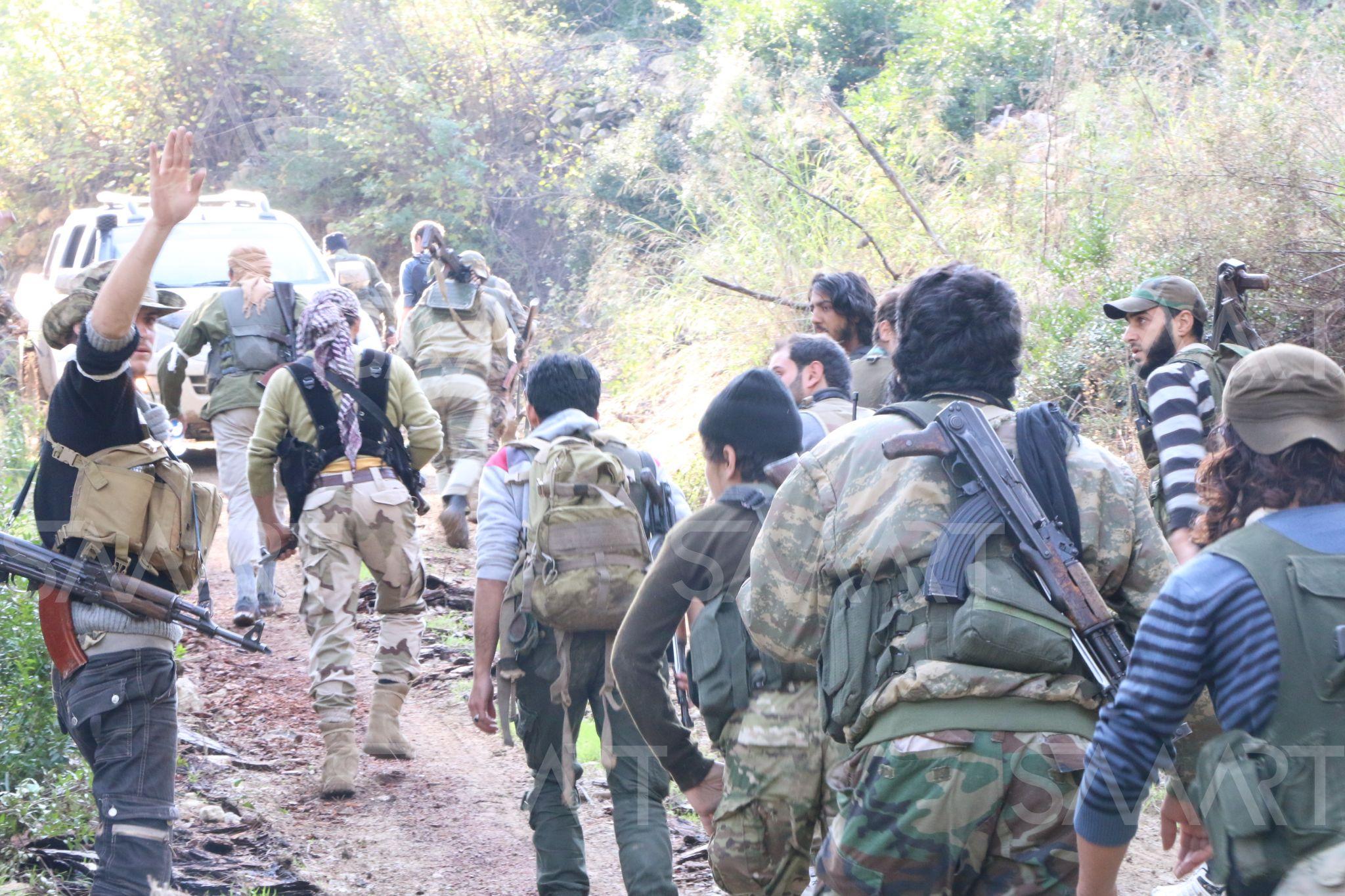 خسائر كبيرة تتكبدها قوات النظام والميليشيات الروسية جنوب إدلب