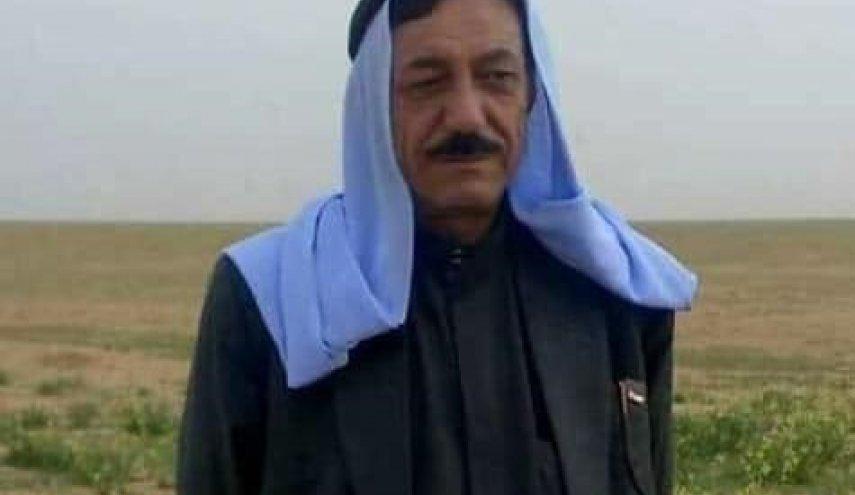 اغتيال أحد وجهاء العشائر  في سوريا أثناء توجهه لصلاة العيد