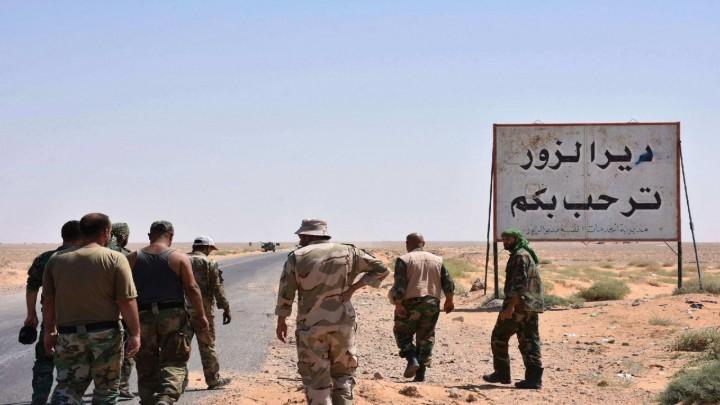 الميليشيات الإيرانية تقتل عدداً من عناصر قوات النظام  بريف دير الزور