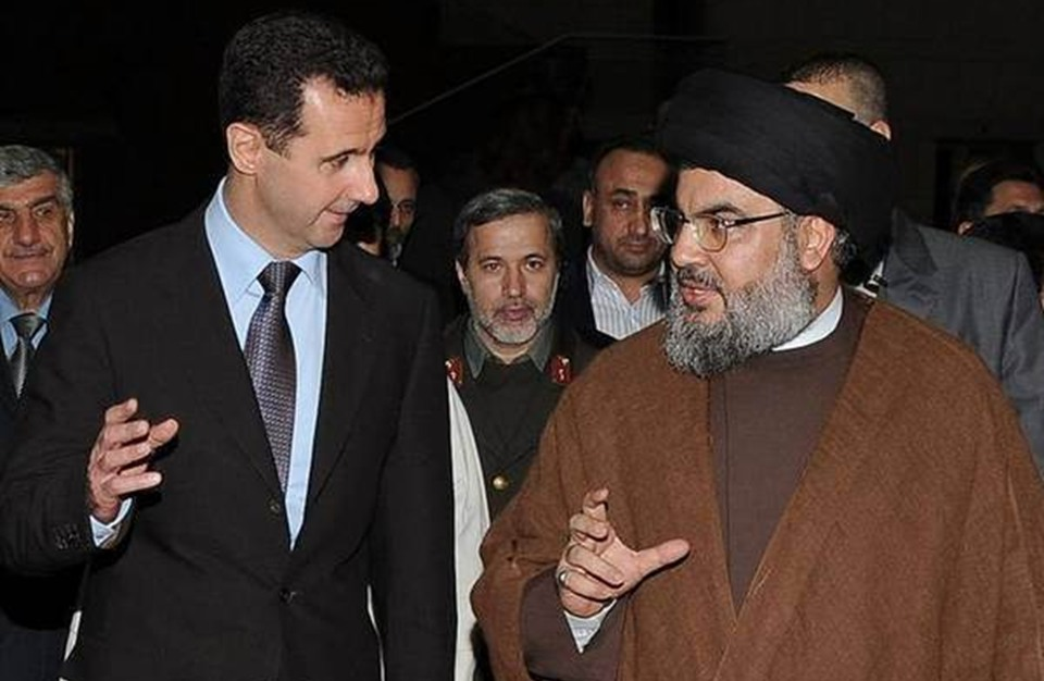 ماذا قدم النظام السوري لحزب الله اللبناني  في حرب تموز ؟