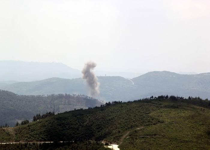 فصائل المقاومة المسلحة تصد محاولة تسلل على محور الحدادة في جبل الأكراد
