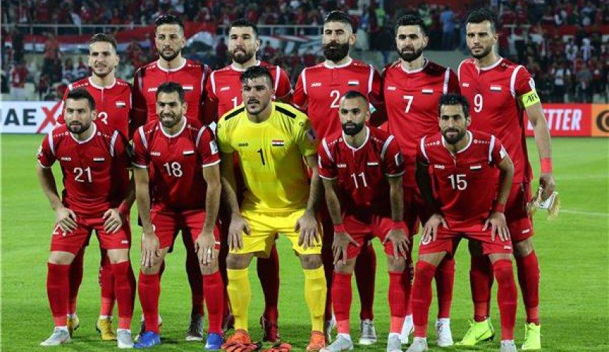 """إصابة 7 من لاعبي وكادر """"منتخب سوريا"""" بفيروس كورونا"""