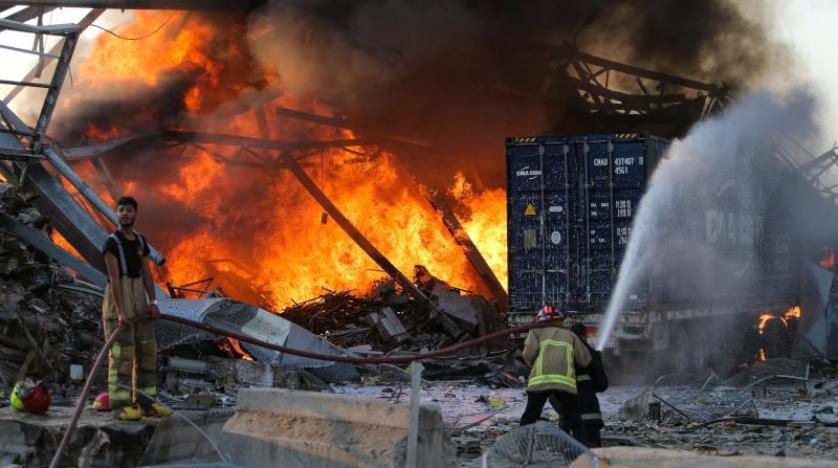 الخارجية الأميركية تعرب عن استعداد واشنطن  لمساعدة لبنان بعد الانفجار