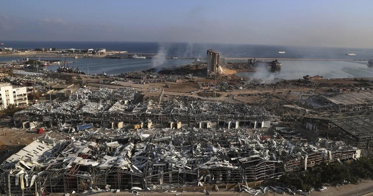 محللون : الاقتصاد السوري سوف يختنق بتفجير مرفأ بيروت