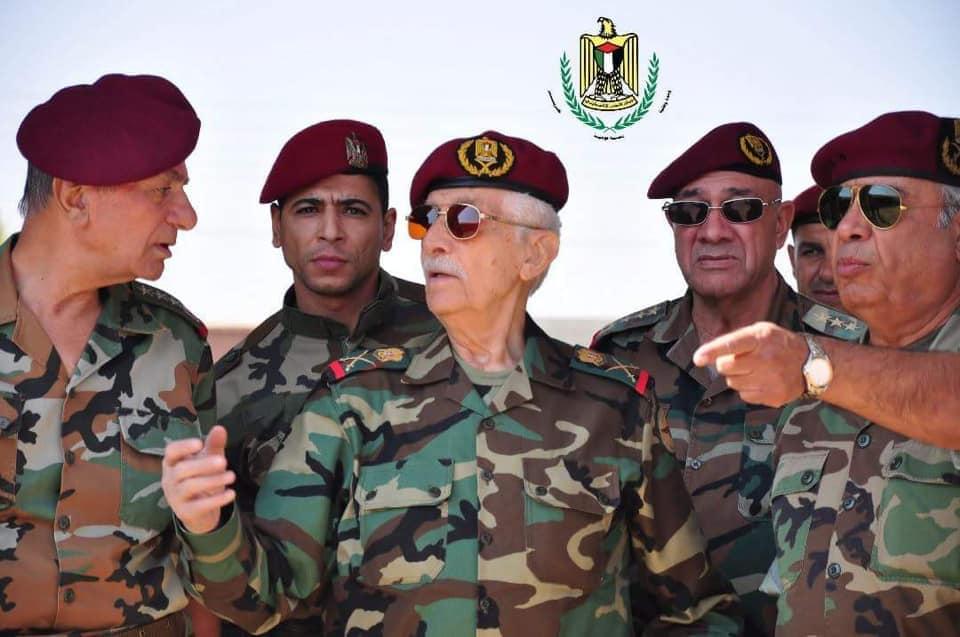 عاجل : وفاة اللواء محمد طارق الخضراء بفيروس كورونا