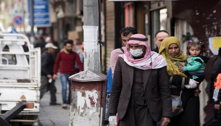 كورونا.. حصيلة الإصابات في مناطق سيطرة النظام والشمال السوري