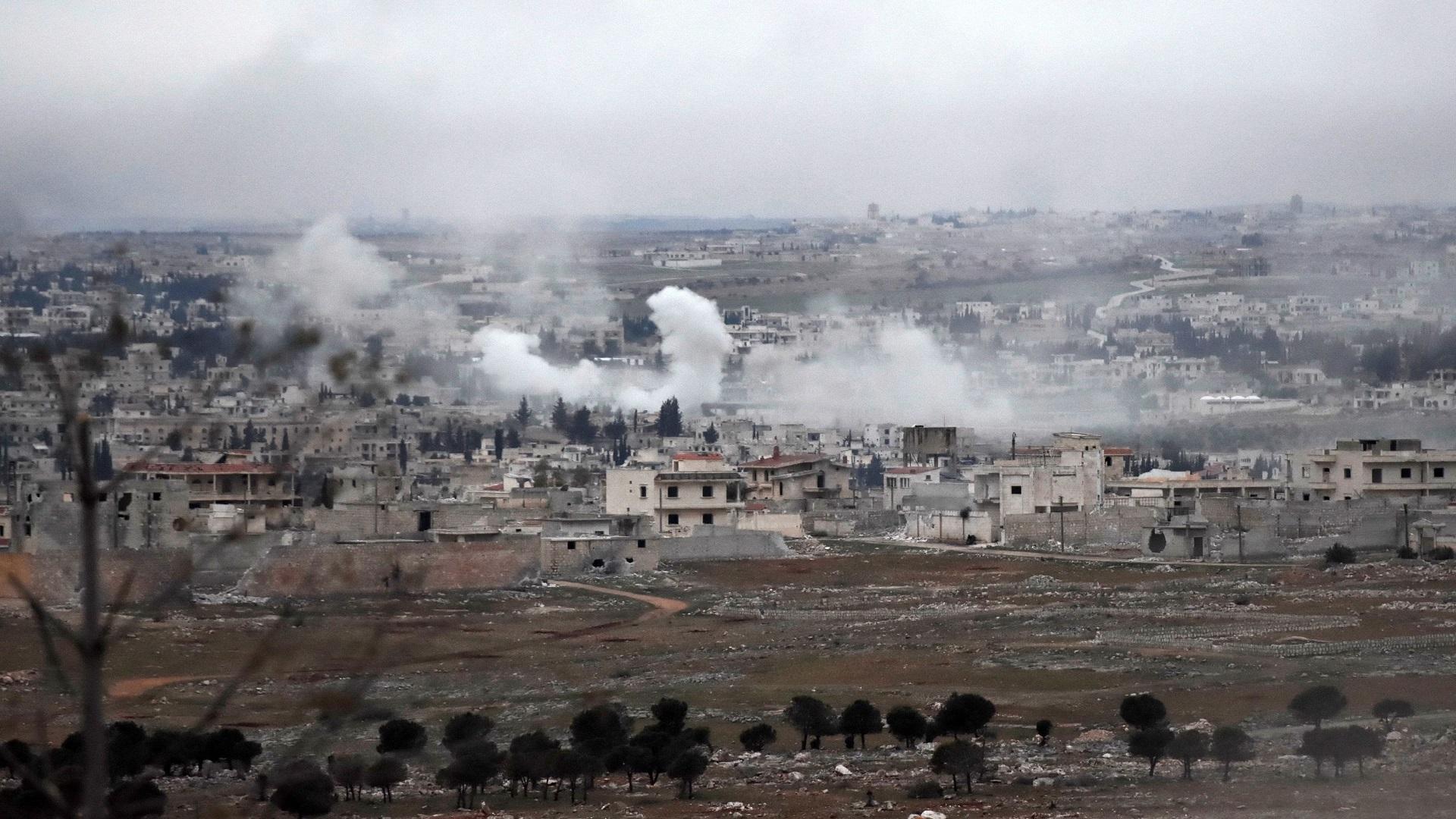 قوات النظام تشن هجوماً جديداً على محور الحدادة ... وتسعة قتلى خسائرها حتى الآن
