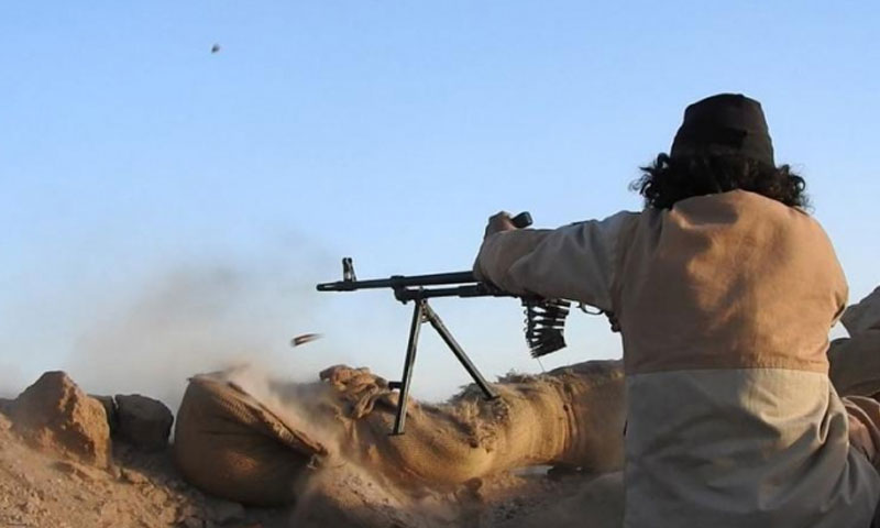 """مقتل عنصر من """"الجيش الوطني"""" قنصاً على محور تادف"""