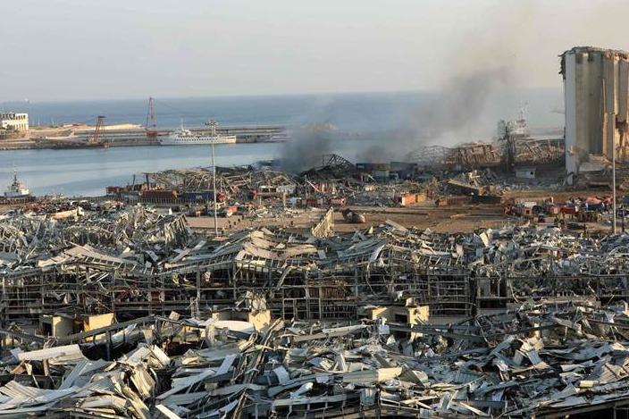 """قبطان سفينة """"نيترات الأمونيوم"""" يخرج عن صمته ويحدد المسؤول عن انفجار مرفأ بيروت"""