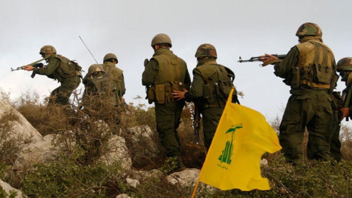 قادمين من لبنان...حزب الله اللبناني يرسل عشرات العناصر إلى دمشق