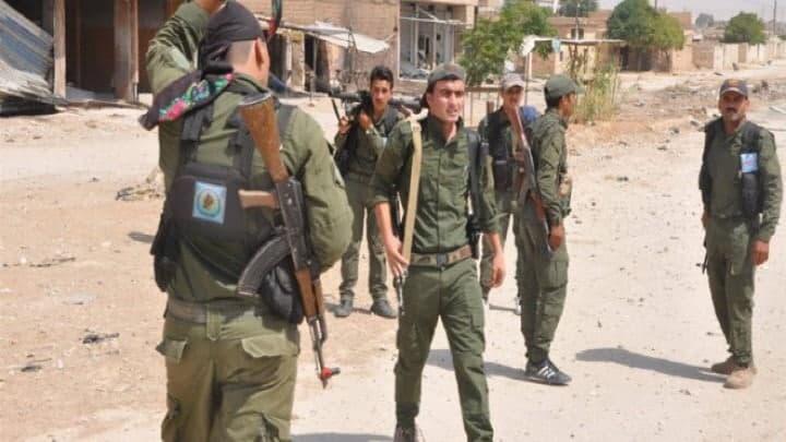 الأسايش  تعتقل 10 من قوات النظام وعناصره الأمنية في الحسكة