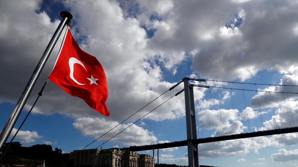تركيا تعلن القبض على داعشي اجنبي  مدرج  على  اللائحة الحمراء