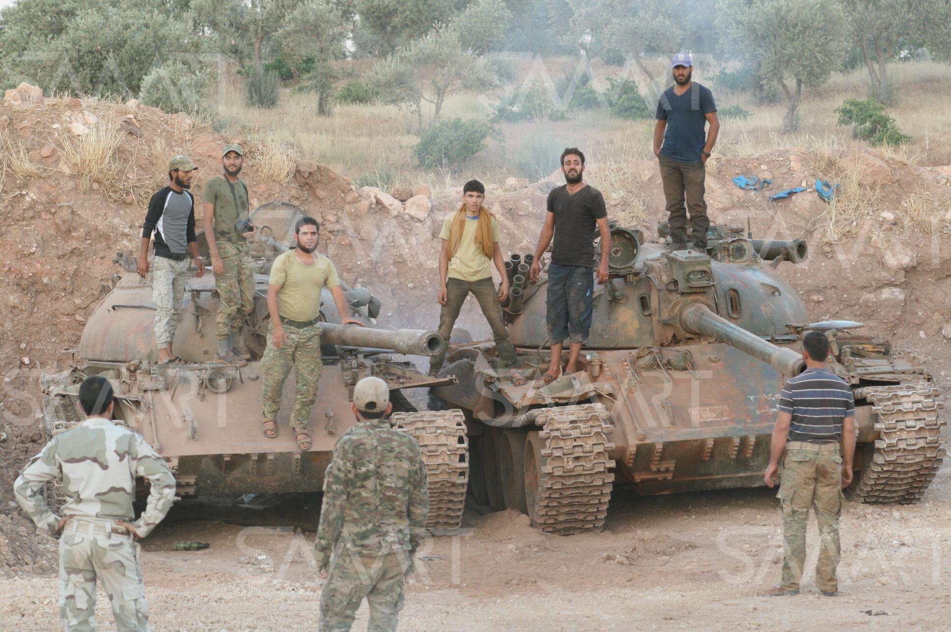 أكثر من 6 قتلى للنظام في محاولة تقدم فاشلة بريف حماه