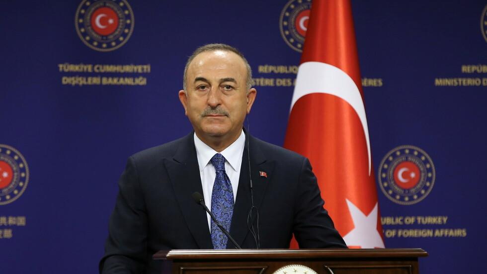 وزير الخارجية التركي يبدي استعداد بلاده لتحسين العلاقات مع مصر والإمارات