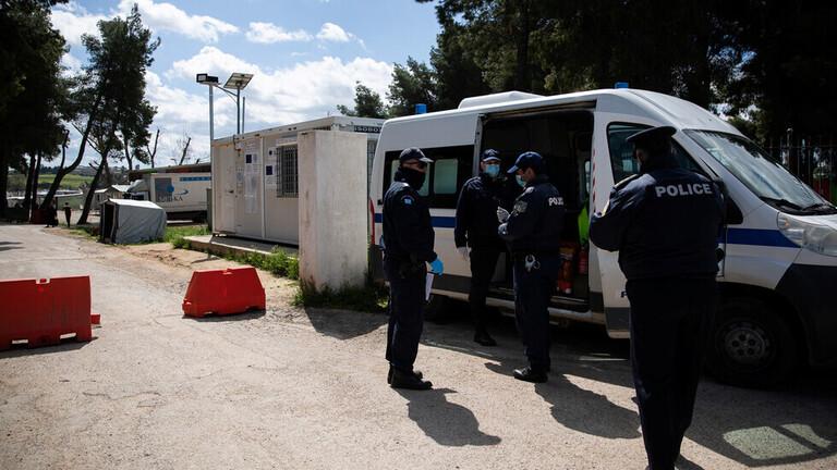 اليونان .. اعتقال لاجئ سوري بتهمة الانتماء لـ النصرة