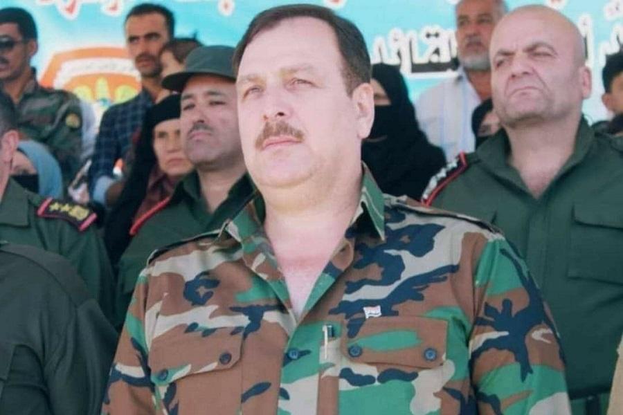 مقتل  رئيس فرع الأمن العسكري التابع للنظام في دير الزور شرقي سوريا