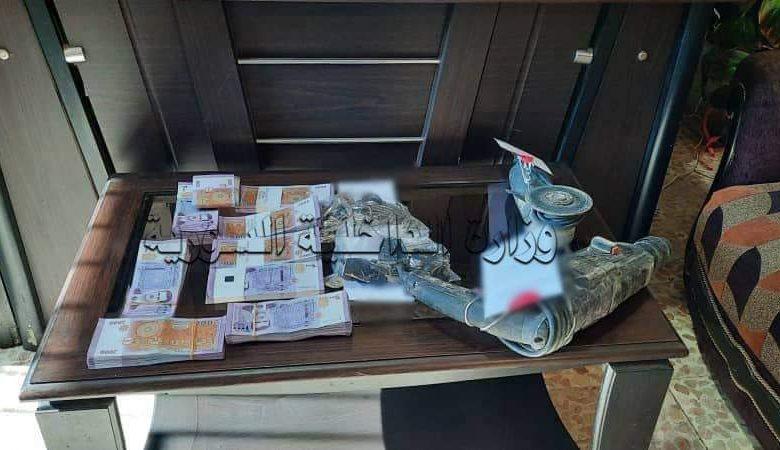 القبض على لصين امتهنا سرقة السيارات ونشل الجولات بريف دمشق
