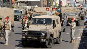 الجيش اللبناني يطوّق مبنى قناة الجديد على خلفية  تحقيق صحفي حول انفجار مرفأ بيروت