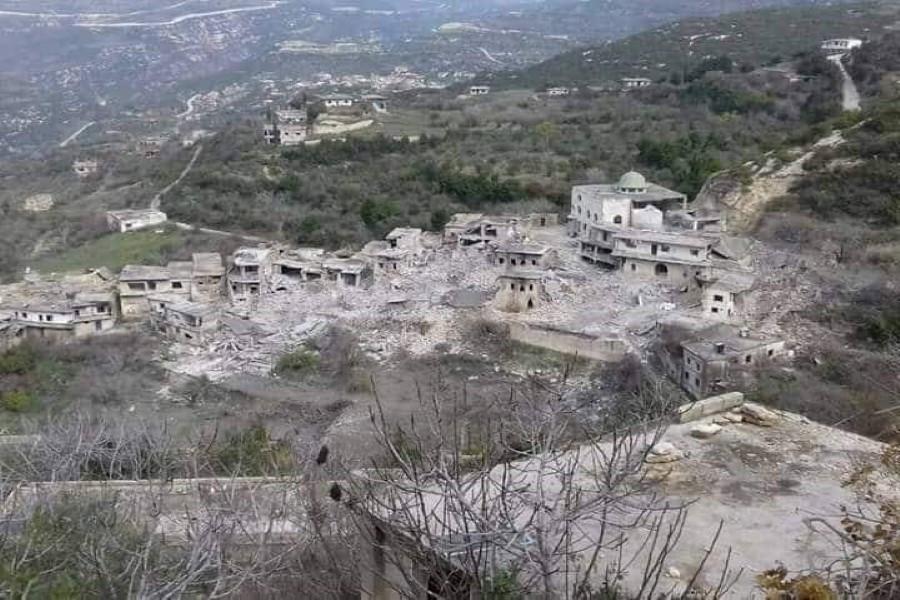 إفشال محاولة تسلل لقوات النظام على محور التفاحية في  ريف اللاذقية