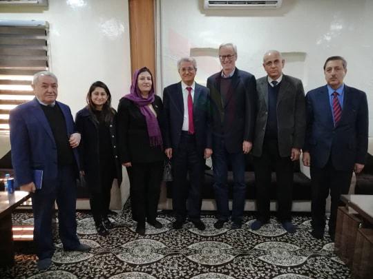 تعيين زهرة بل رئيسة لمكتب سوريا في مجلس الأمن القومي الأمريكي