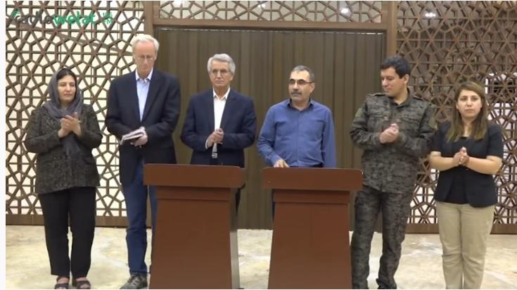المجلس الوطني الكردي يعلن جاهزيته لاستئناف المفاوضات الكردية