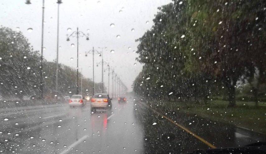 منخفض جديد وأمطار غزيرة مصحوبة بالرعد على أغلب المناطق السورية